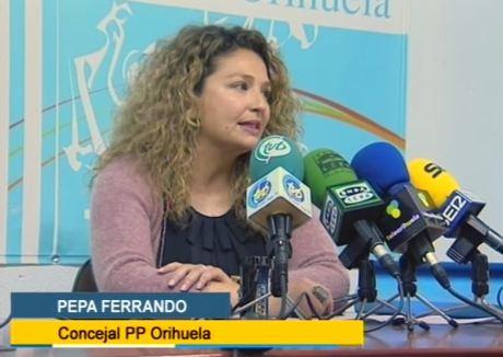 Pepa Ferrando anuncia partido nuevo