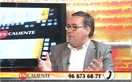 Pincha la foto para ver el vídeo de Canal Vega Televisión.